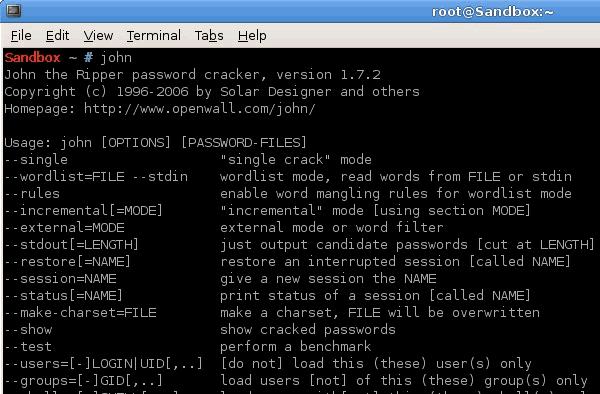 resettare password Windows