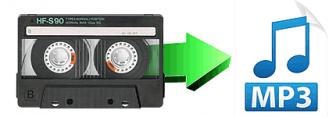 Come trasformare audiocassette in MP3