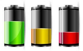 Monitorare l'utilizzo della batteria – Windows