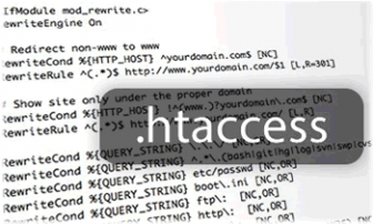Configurare .htaccess al meglio per WordPress