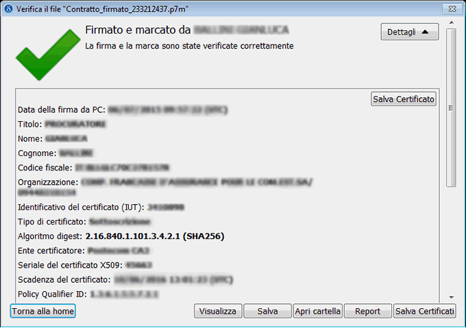 Come si apre un file .p7m (su Windows) | Notaio Antonio ...