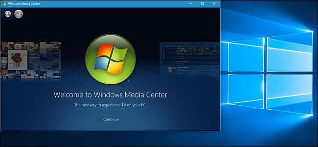 installare Windows Media Center in Windows 10