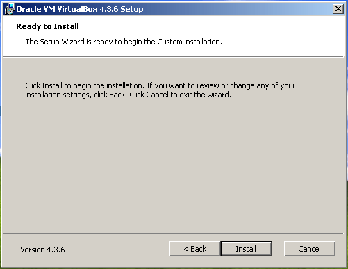 come installare virtualbox su windows