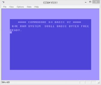 Emulatore CCS64