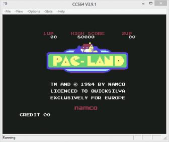 Avvio PacLand