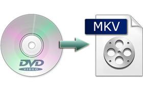 Come convertire DVD in MKV
