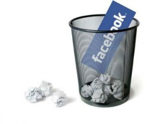 Come cancellarti da Facebook