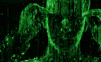 matrix ascii art