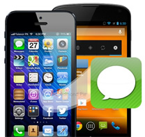 Come trasferire SMS da iPhone a Android