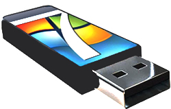 come installare windows 7 da chiavetta usb