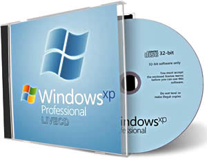 Come creare live cd Windows XP