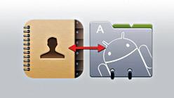 trasferire Contatti iPhone a Android