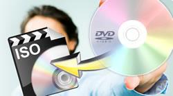 Come creare ISO da DVD