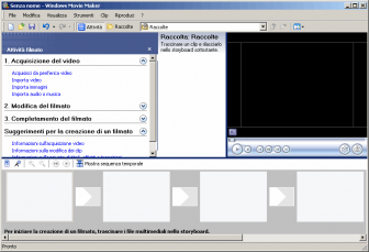 Come montare video con Movie Maker