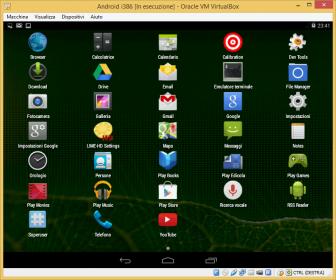 installare android sul computer con virtualbox