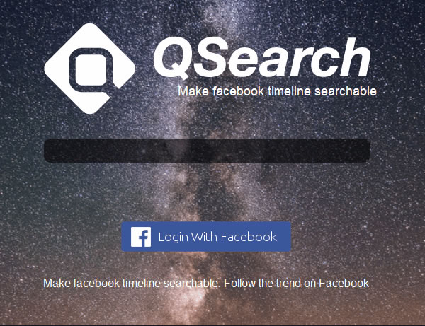 Cercare nella Timeline Facebook