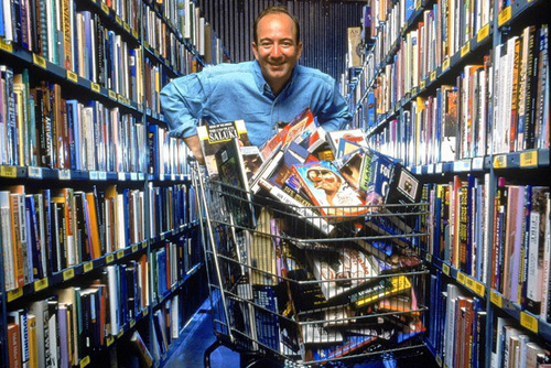 Jeff Bezos, fondatore di Amazon, 1994