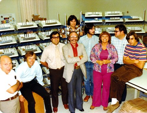 Il team di Apple II, Stevens Creek 1978