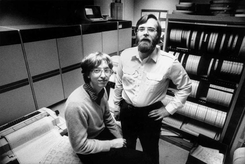 co-fondatori Microsoft 1981