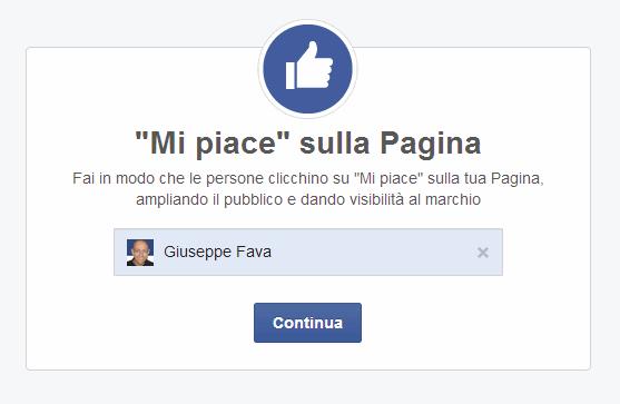fare pubblicità in facebook