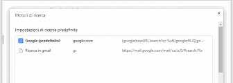 Come usare gmail dalla barra di Chrome