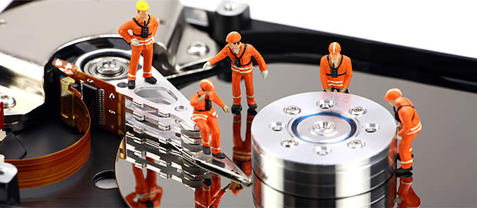 testare hard disk