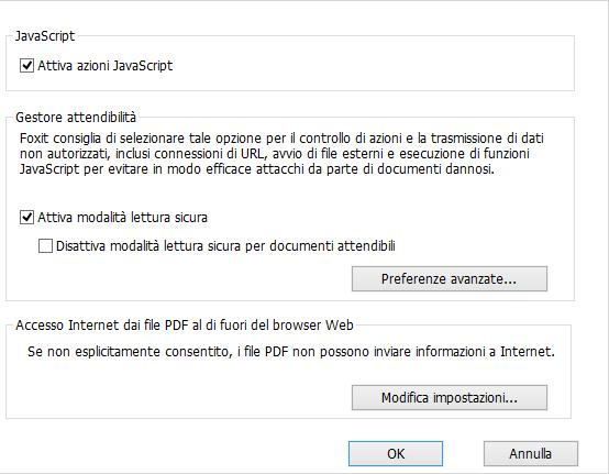 Migliore alternativa Adobe Reader PDF