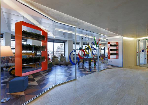 uffici di google nel mondo