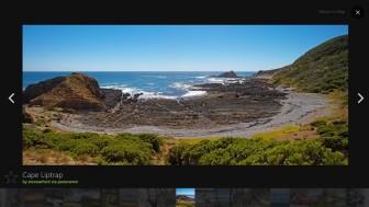 Come cercare foto in base alla posizione geografica