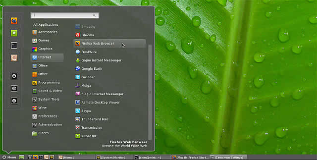 10 desktop manager Linux