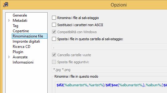 Come organizzare file MP3