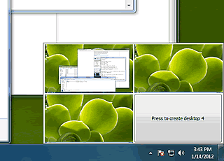 desktop multipli per windows