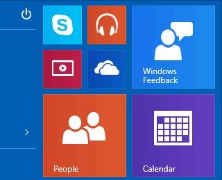 Come rimuovere app preinstallate Windows 10