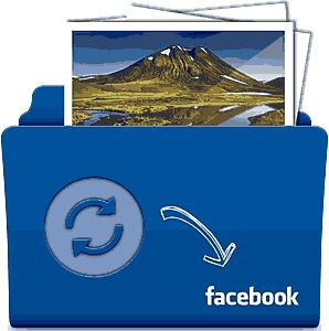 Sincronizzare foto Facebook sul computer