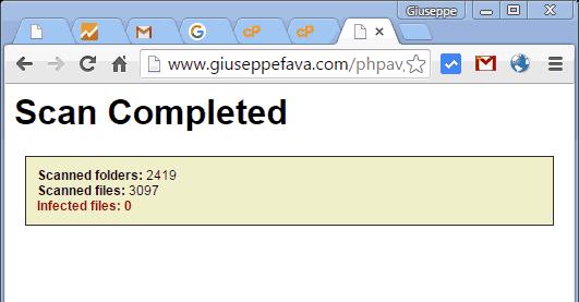 Come rimuovere malware da un sito web