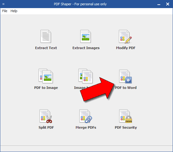Come convertire PDF in RTF