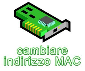 Come cambiare indirizzo MAC