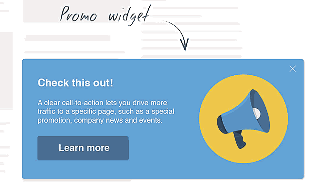 Widget animati