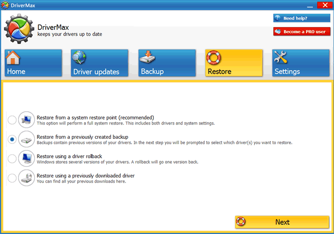 Come eseguire un backup dei driver di Windows