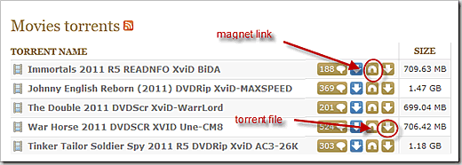 come convertire magnet in torrent