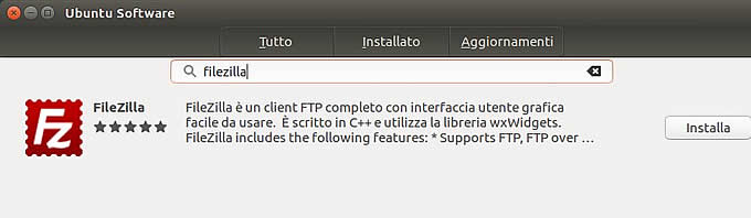 Come trasferire un sito via FTP con Filezilla