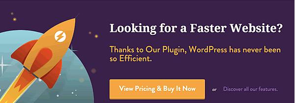 migliori plugin cache wordpress