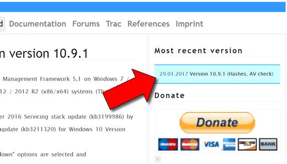 aggiornamenti windows offline