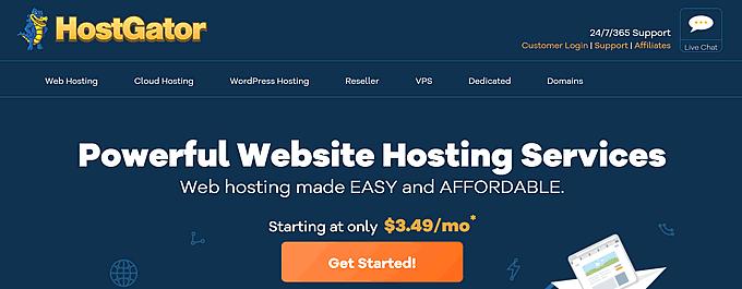 migliori hosting a confronto