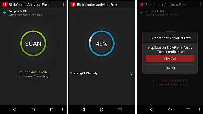 Migliori antivirus android for Antivirus per android gratis