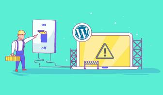 WordPress bloccato in manutenzione (maintenance mode)