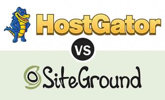 Hostgator Vs SiteGround – Hosting a confronto