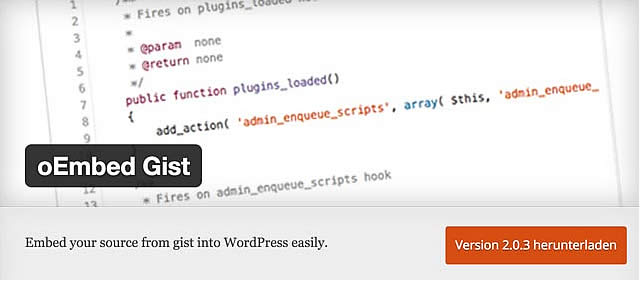 plugin Syntax Highlighting WordPress