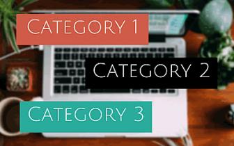 Come ordinare categorie WordPress
