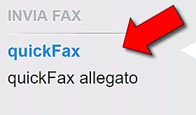 Come inviare Fax via Mail